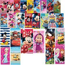 Disney XXL Badetuch Handtuch Strandlaken Kinder Strandtuch Badehandtuch  Frozen