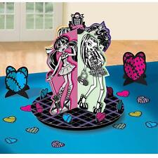 Monster High Table Decorating Kit 23 Piece Centerpiece Party Supplies