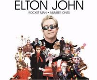 Elton John -  Rocket Man: Number Ones (CD) • NEW • Greatest Hits, Best of