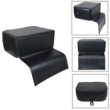 Barber Child Booster Seat Cushion Salon Kids Hair Cutting Equipment Leather New
