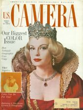 1962 U.S. Camera Magazine: Biggest Color Issue/National Geographic/Careers