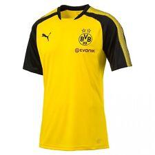 Borussia Dortmund BVB M/ädchen Tanktop Frauen Shirt Baumwolle schwarz gelb