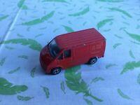vintage Corgi toy Car - Royal Mail Parcels delivery van - Ford Transit