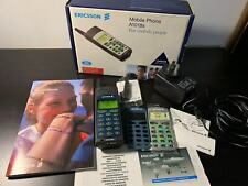 Ericsson A1018s Mobile phone with original box UNLOCKED BRAND NEW