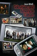 Television and American Culture by Jason Mittell (2009, Paperback)