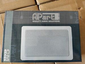 Neu ! APART Audio  CMR15T 40 Watt -  2-Wege HiFi Einbaulautsprecher 100V