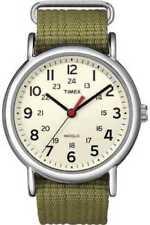Relojes de pulsera unisex Timex Weekender resistente al agua