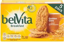 Belvita Frühstück Kekse Golden Haferflocken 3 X 225g