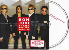 BON JOVI - Thank you for loving me CD SINGLE 2TR EU Cardsleeve 2000 (Mercury)