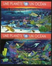United Nations-Geneva Stamp - One Planet-One Ocean Stamp - NH
