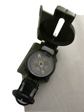 Lensatic Military Compass Pocket Floating Dial Wren- New In box