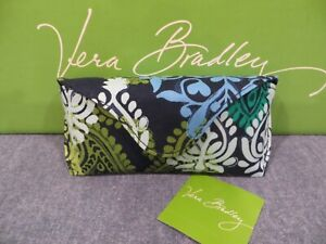 Vera Bradley Caribbean Sea Eyeglass Case #14500-G08 Blue Multi - New
