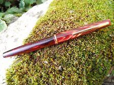 "Ancien stylo plume  "" walker "" à pompe"