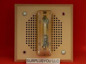GENTEX SPK4-24HWB SPK SERIES (904-0072-2) FIRE ALARM STROBE