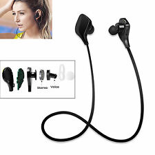 Handsfree Stereo Bluetooth Headset Earphone For iPhone X 8 7 6S 6 Plus LG G6 G5