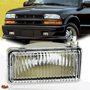 For 98-05 Chevy S10/Blazer OE Style Front Bumper Driving Fog Light/Lamp Right RH