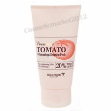 SKINFOOD [Skin Food] Premium Tomato Whitening Sleeping Pack 100ml Free gifts