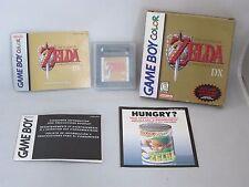 Nintendo Game Boy The Legend of Zelda Link's Awakening Complete w/Box and Manual