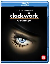 BLU-RAY  -  CLOCKWORK ORANCE  (STANJEY KUBRICK)   1971  (NEW - NIEUW - SEALED)