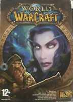 World of Warcraft PC MAC CD-ROM GAMES In Original Casing
