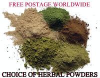 Herbal Hair Growth & Skin Care Anti Dandruff Amla/Shikakai/Aritha/multani Powder