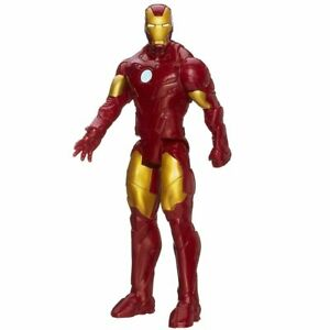 Action Figures Marvel Avengers Assemble Titan Hero Personaggio Iron Man 30cm