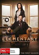 ELEMENTARY SEASON 1 : NEW DVD