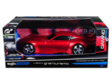 MERCEDES AMG VISION GRAN TURISMO RED 1/32 DIECAST MODEL CAR BY MAISTO 22302A
