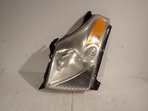 07 08 09 2007 2008 2009 SUZUKI XL-7 DRIVER SIDE LEFT HEADLIGHT LAMP LENS 11076