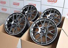 BBS CH-R2 Platinum 4 Felgen 8,5x20 Zoll ET42 CH650 Audi A6 Typ 4F + A8 Typ 4E