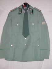 WH Retro Gr44-56 orig NVA Offizier Leutnant RD Uniform Jacke,HOSE+Spange LKW