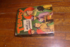 TERRY AND WAR IN THE JUNGLE, vintage BETTER (BIG) LITTLE BOOK, VERYGOOD