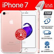 Nuevo APPLE iPhone 7 32GB Oro Rosa Desbloqueado de Fábrica 4G Celular