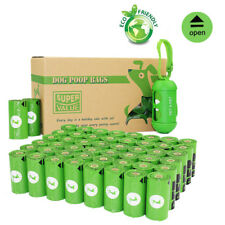 Dog Poop Bags Pet Waste Bags Outdoor with Free Dispenser Bags Holder 720 Counts