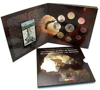 Belgien KMS 2011 Stempelglanz 1 Cent bis 2 Euro König Albert im Folder