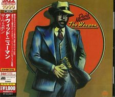 DAVID NEWMAN - THE WEAPON - JAPAN 24 BIT - CD NUOVO SIGILLATO