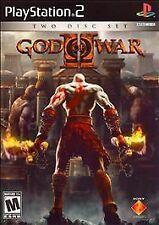 God of War II (Sony PlayStation 2, 2007) - European Version
