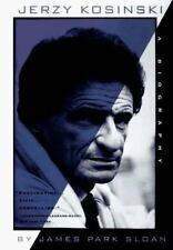 Jerzy Kosinski: A Biography - Acceptable - Sloan, James Park - Mass Market Paper