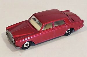 24-C1 Near MINT! Rolls Royce Silver Shadow  Lesney Matchbox circa '67