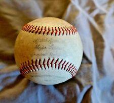 Late 1970s Practice Baseball Shreveport Captains  - Texas League - Minor League