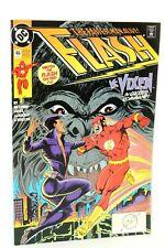 Flash #46 vs Vixen by Grodd's Command William Messner-Loebs 1991 DC Comics F-/F