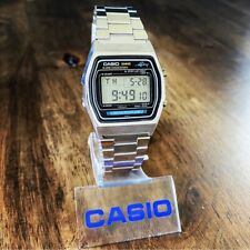 CLEAN Vintage 1982 Casio W-35 Marlin Digital Diver Watch Mod. 248 Made in Japan