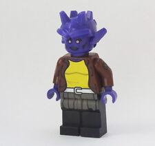 Custom - Bling - Marvel Super heroes x-men minifigures on lego bricks