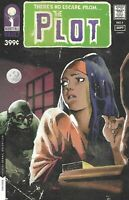 Plot Comic 1 House of Mystery Homage Variant Gooden 2019 Tim Daniel Moreci Vault