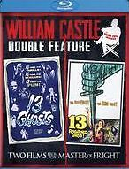 PRE RELEASE: 13 GHOSTS & 13 FRIGHTENED GIRLS - BLURAY - Region A - Sealed