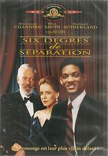 """DVD """"Six degrés de séparation"""" Will Smith    NEUF sous blister"""