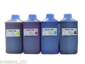 4 Liter refill ink for HP Canon Dell printer CMYPK