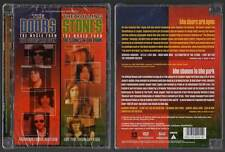 """THE DOORS/THE ROLLING STONES""""The Doors Are Open/The Stones In The Park""""(DVD)NEUF"""