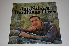 Jim Nabors The Things I Love LP Columbia CS-9503 VG/VG