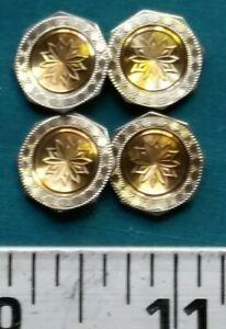 Antique Art Deco era 10K YG Cufflinks Guilloche Engraved ZIETHING & Co. #5413